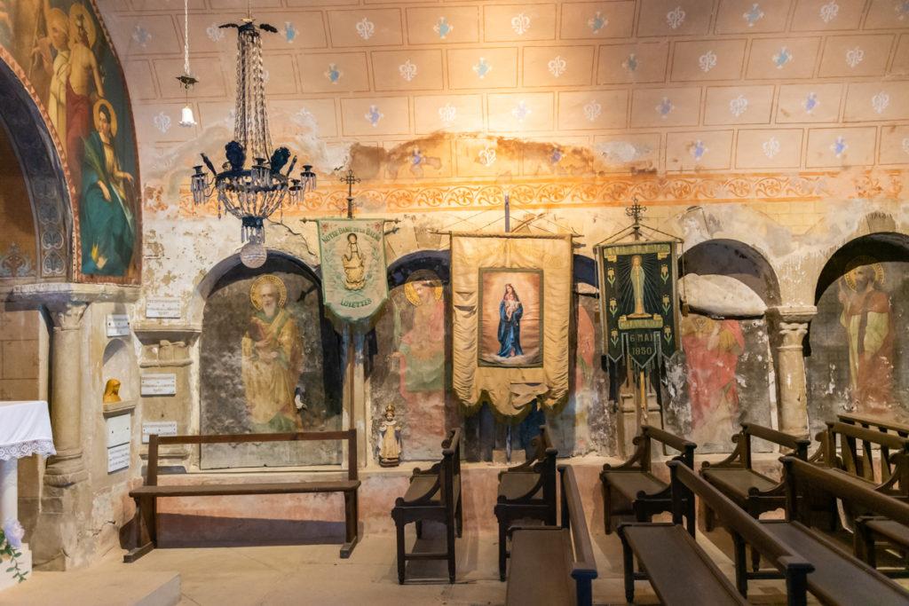 grottes de la balme-chapelle-intérieur 2