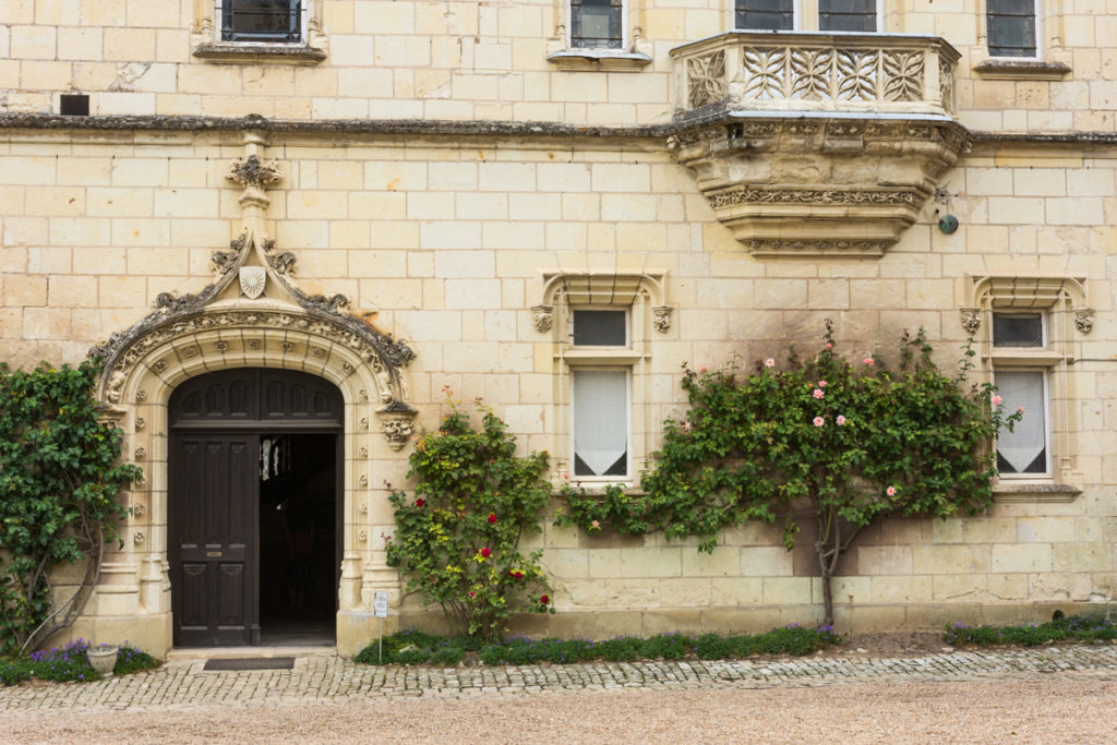Chateau Ussé-façade 2