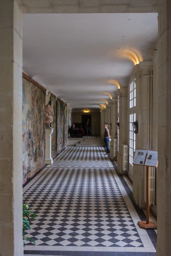 Chateau Ussé-grande galerie