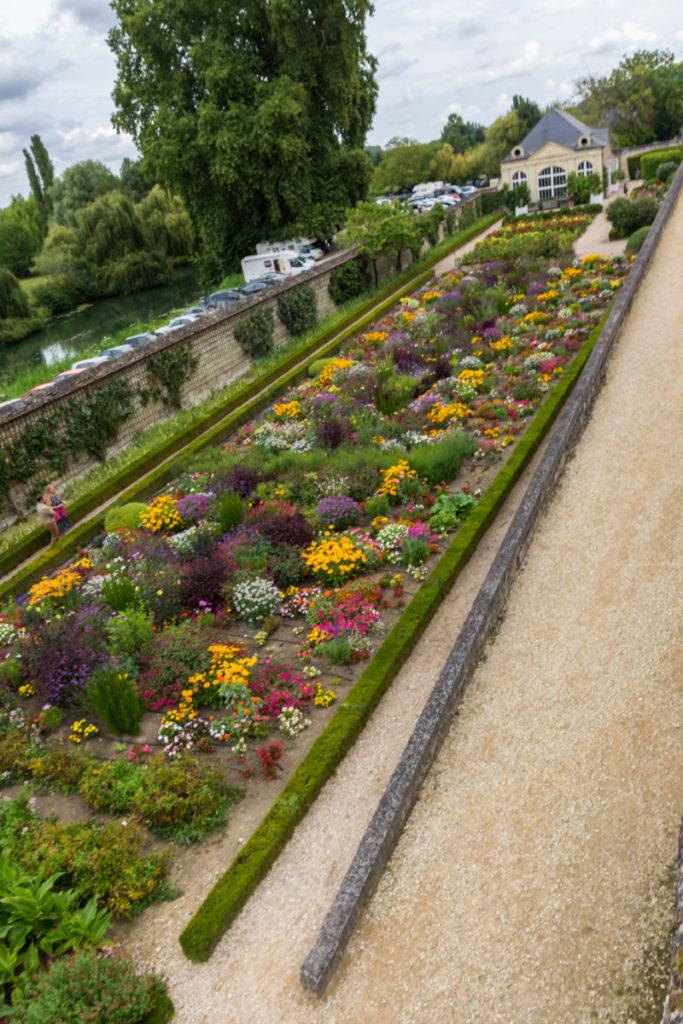 Chateau Ussé-jardins 2