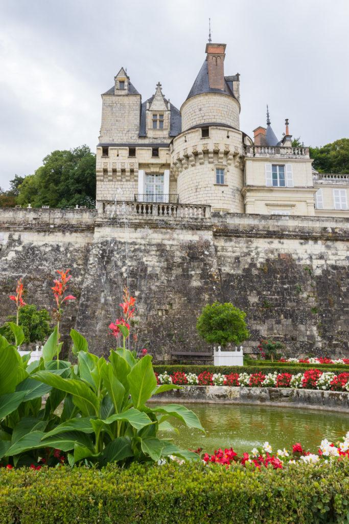 Chateau Ussé-jardins 3
