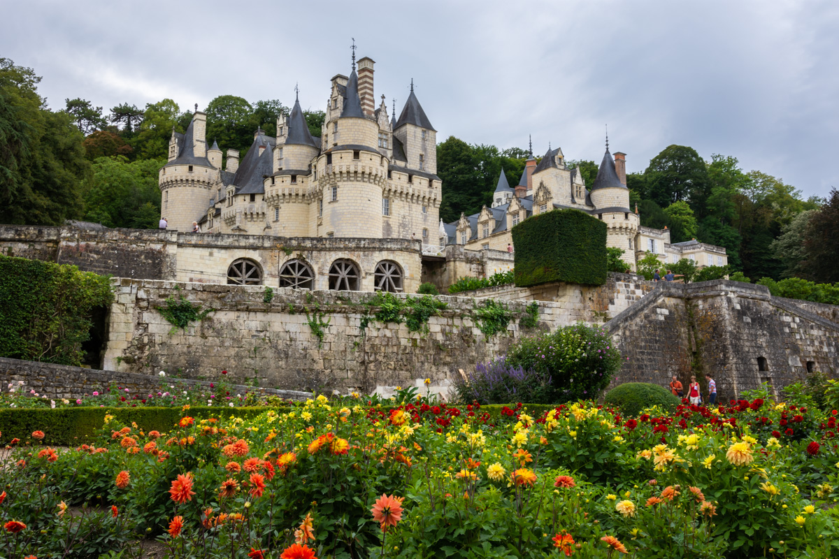 Chateau Ussé by arnauddphotography