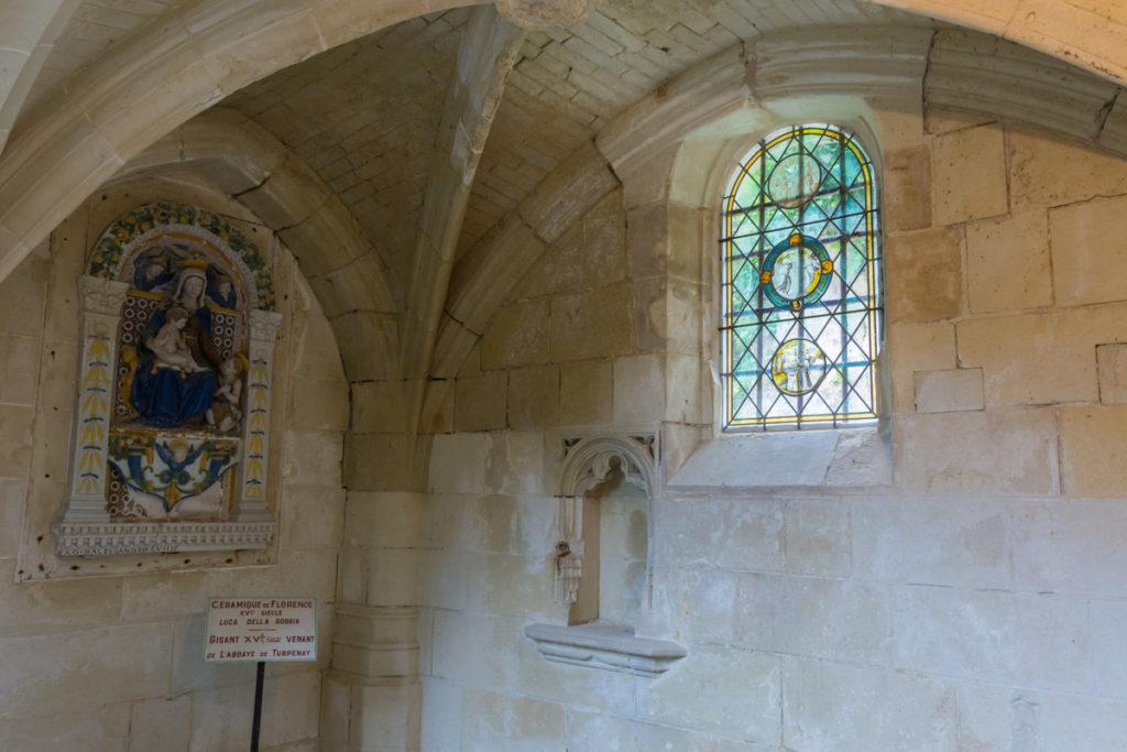 Chateau Ussé-chapelle-gisant