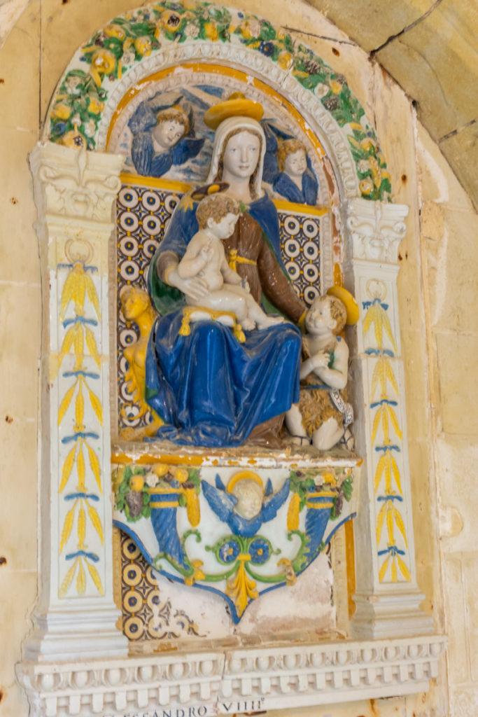 Chateau Ussé-chapelle-gisant 2