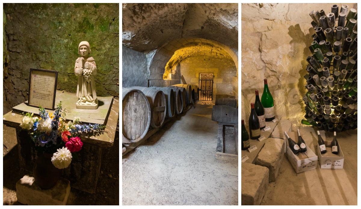 Chateau Ussé-Caves