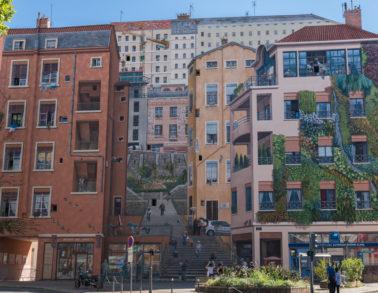 le mur des Canuts-Lyon