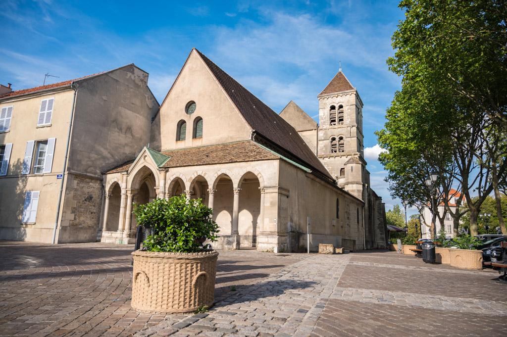 Eglise saint Nicolas, saint maur des fossés
