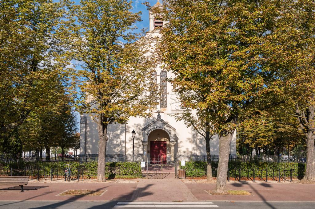 Eglise Notre Dame du Rosaire, Saint Maur des Fossés